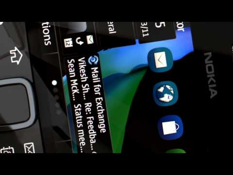 Nokia E6 Commercial