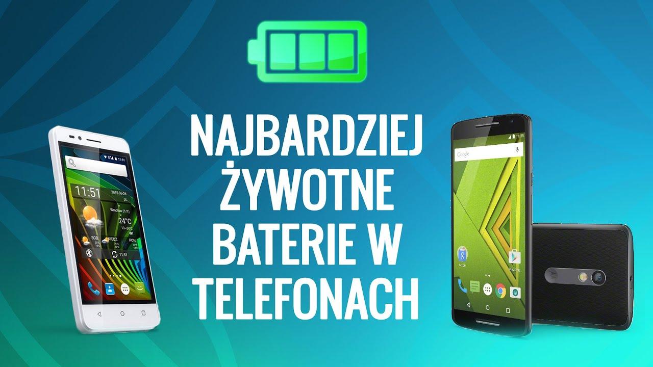 smartphone z najlepsza bateria