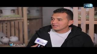 محمد عبدالله: قمنا بتصميم وتنفيذ أقفاص الحمام وفق مقاسات وأبعاد محددة