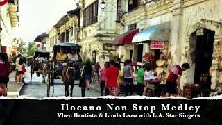 Ilocano Non Stop Medley - Vhen Bautista & Linda Lazo