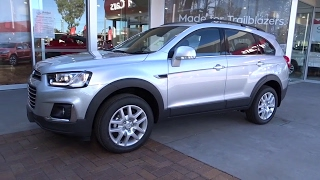 2016 HOLDEN CAPTIVA Booval, Ipswich, Woodend, Raceview, Brisbane, QLD IEQSAA