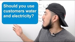 Using Customers WATER & ELECTRICITY For Your Mobile Car Detailing Business