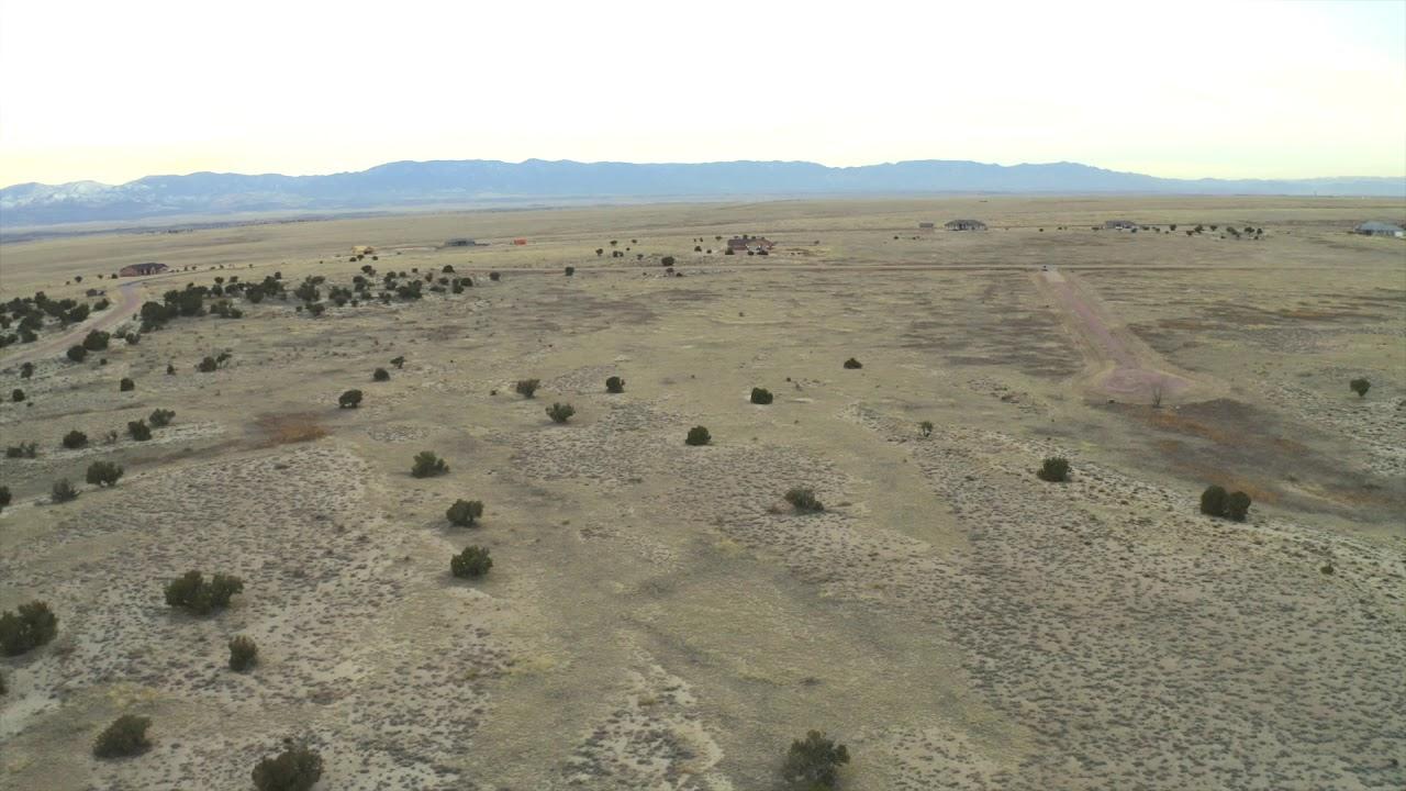 Rural Lot for Home or Livestock in Pueblo West