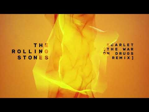 The Rolling Stones — Scarlet feat. Jimmy Page [The War On Drugs Remix]