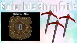 Efficient 1-99 mining guide (Pay-Dirty) -osrs-