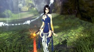 Blade and Soul Alpha NA Force Master lvl 23 solo Blackram Narrows