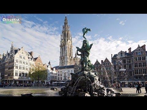 ANTWERP BY BIKE | BELGIUM CITY TOUR & SIGHTSEEING - STEDENTRIP ANTWERPEN OP DE FIETS