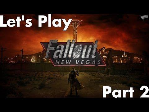Fallout: New Vegas - Part 2 - Bone Orchard??? |