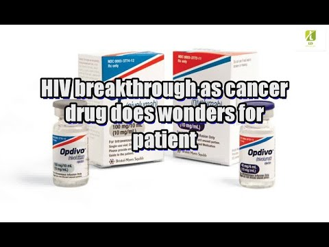 HIV breakthrough as cancer drug does wonders for patient