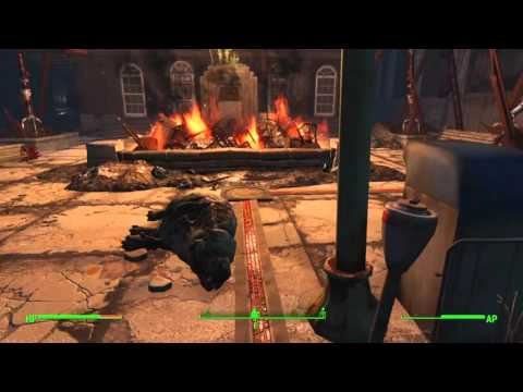 Fallout 4 | Completing 'Road To Freedom' And Joining The Railroad Faction