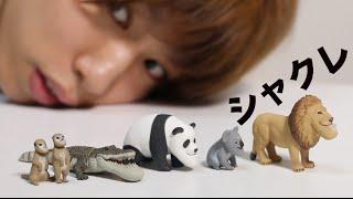 【キモい】アゴがしゃくれた動物フィギュア