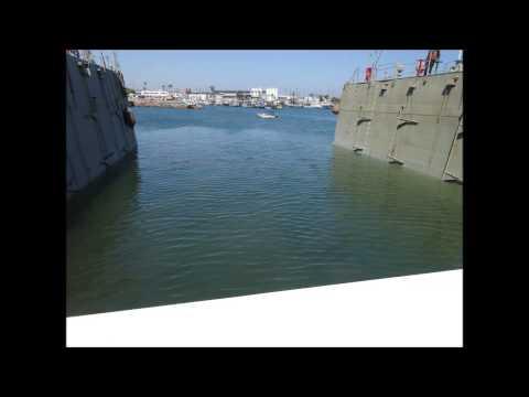 06.06.14 - Leaving Long Beach Dry Dock