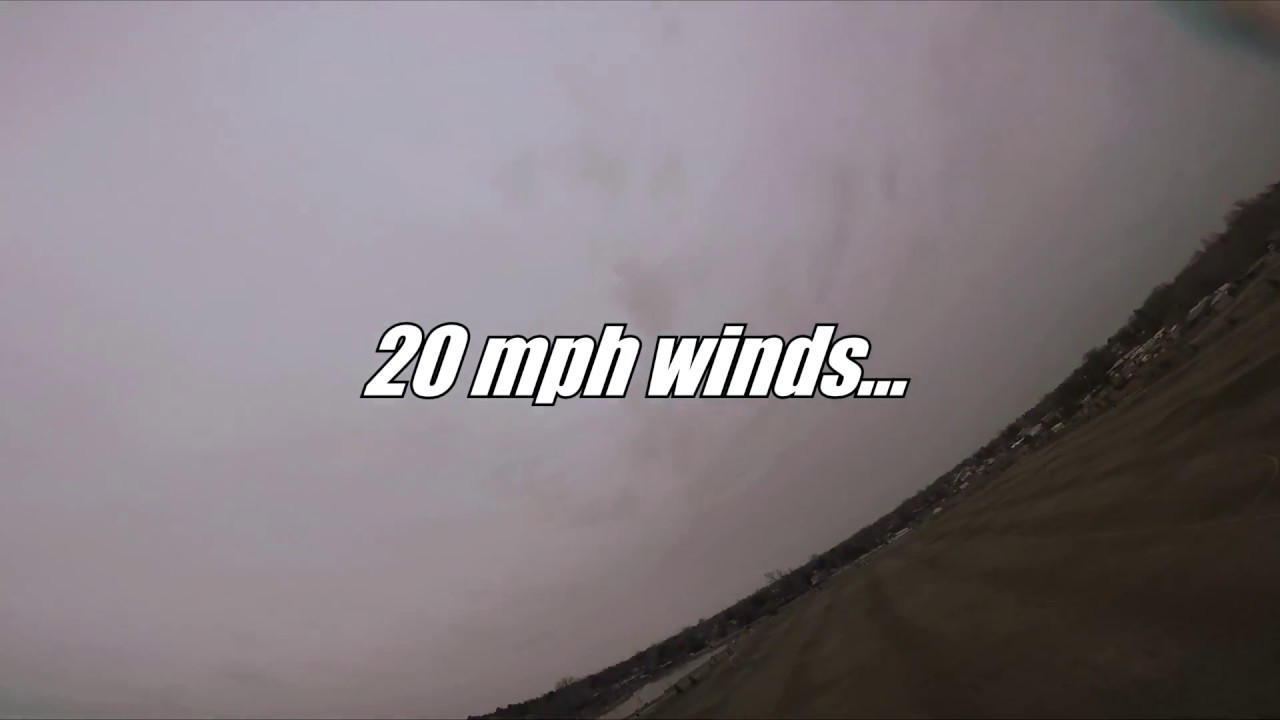 s800 INAV maiden in 20mph winds!! // CL F4 Air by Furadi