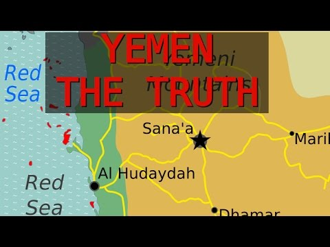 THE TRUTH About Yemen, The Wests Dirty Secret That Shows HYPOCRISY and WAR CRIMES