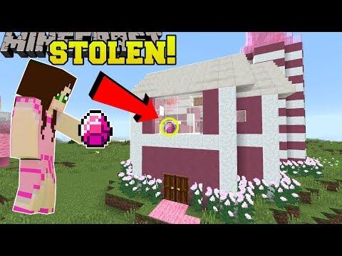 Minecraft: JEN'S STOLEN GEMS!!! - Custom Map
