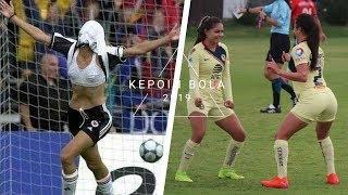 Tanpa Busana ⁉️ Selebrasi Gol Gila dalam Sepak Bola Wanita HD