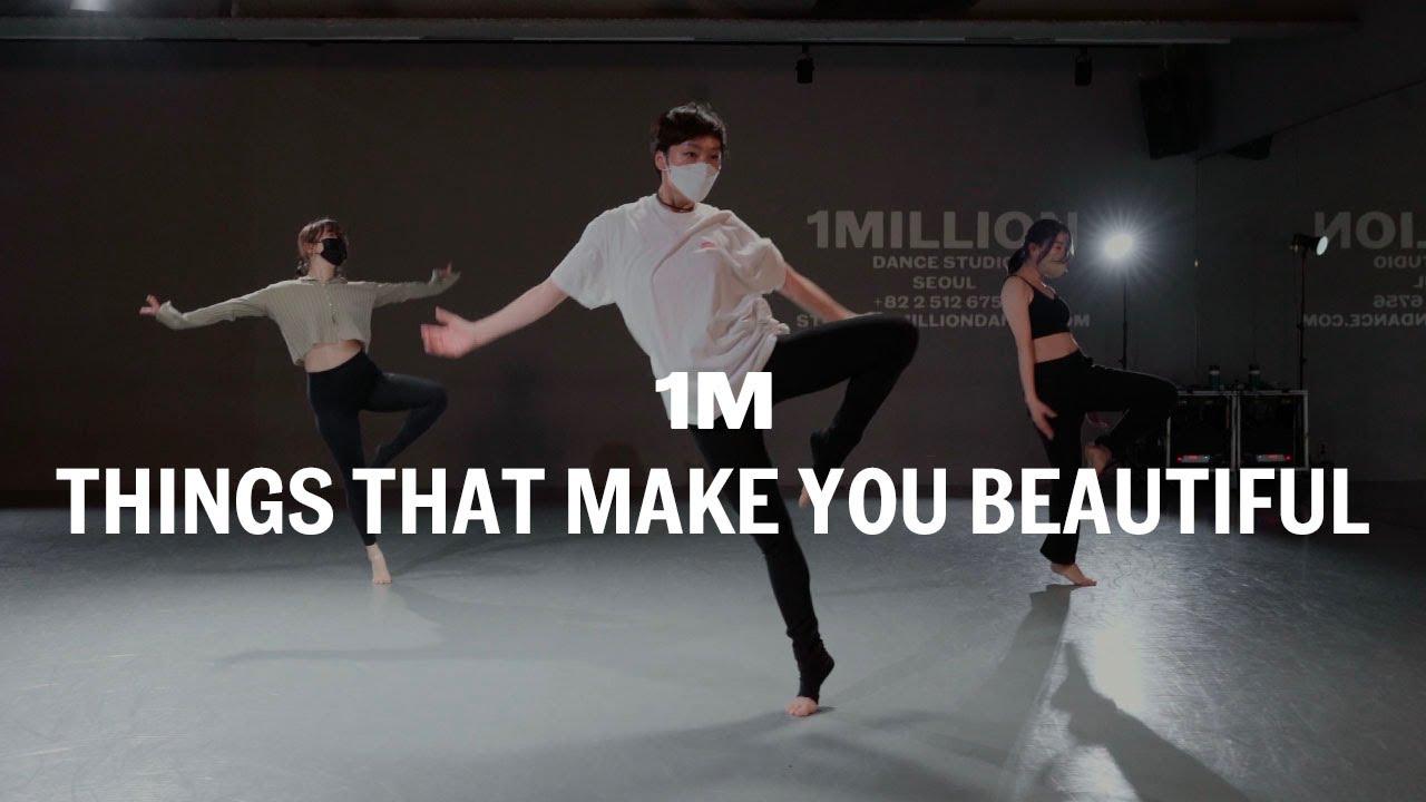 John Adams - Things That Make You Beautiful  / Sohsooji Choreography