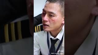 标题:How did the Chinese actor Ou'hao make up and how did his wounded eye created?