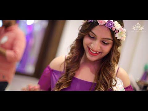 Indian Baby Shower | Chetna & Kunal Wason | Candid Video 2019
