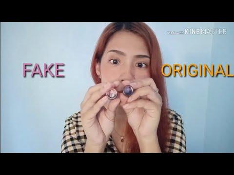 Fake vs Original KJM Liptint (Taglish Edition)
