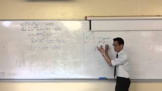 Harder (Ext 2) Integral Question (2 of 2: Evaluating Related Limiting Sum)