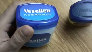 Fake Vs Original Vaseline (Petroleum Jelly)