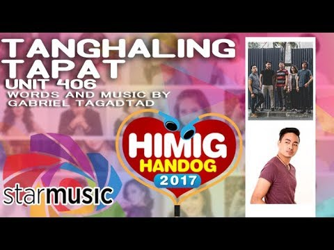 Unit 406 - Tanghaling Tapat | Himig Handog 2017 (Official Lyric Video)