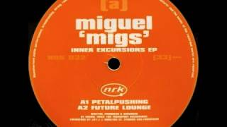 Miguel Miggs - Future Lounge - Inner excursions EP