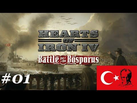 Eine neue Ära - HoI4 - Aufstieg der Türkei (#01)