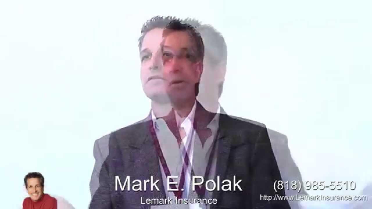 Mark Polak of Lemark Insurance Presentation