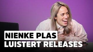 Nienke Plas schrikt van dickpics I Release Reacties