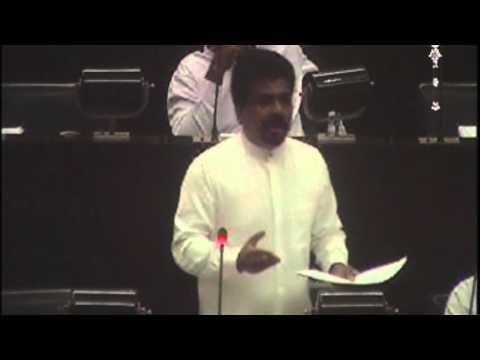 Anura speaks on issues of police personnel