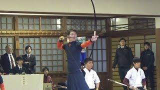 法政弓道-震天動地-