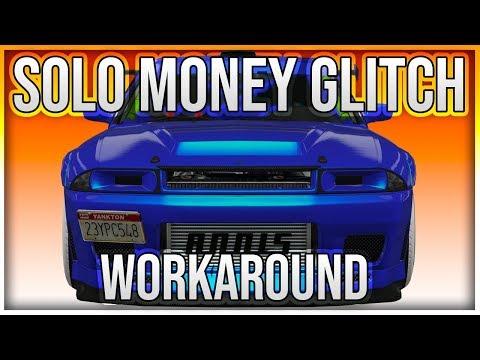 NEW SOLO MONEY GLITCH WORKAROUND...
