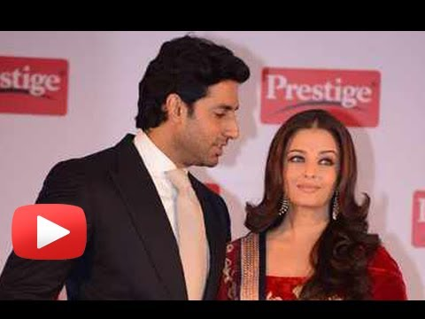OMG! Abhishek Bachchan Gets Angry On A Reporter !