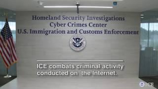 ICE's HSI Cyber Crimes Center