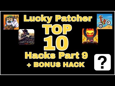 Download Top 20 Games That You Can Hack Using Lucky Patcher