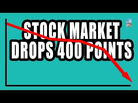 Dow Drops 800 Points! Tech Stocks Big Losses! It's GAME OVER If Fed Increases Rates!