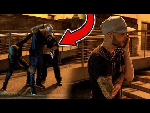 WE GOT ROBBED! *CAUGHT ON CAMERA*