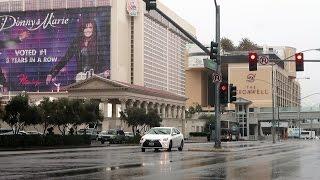 8:00 a.m. Las Vegas