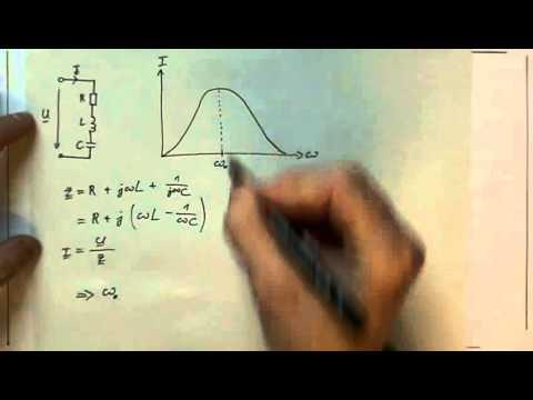 Reihenschwingkreis - Resonanzfrequenz, Bandbreite,