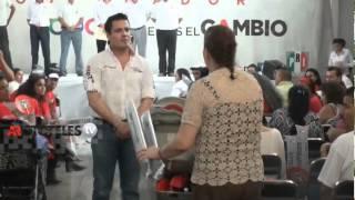 Candidato Aristóteles en Villa Hidalgo Jalisco