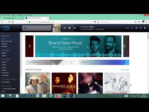 Amazon Echo Alexa Make Music Playlist
