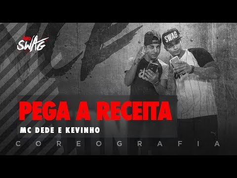 Pega a Receita - MC Dede e Kevinho | FitDance SWAG (Choreography) Dance Video