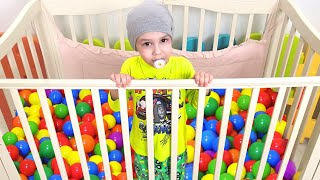 Ulya funny play pretend for kids video