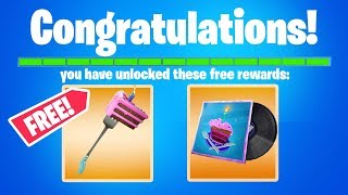 Fortnite BIRTHDAY CHALLENGES AND REWARDS 2019
