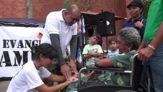 7 Mil vidas para Cristo alcanzadas en Monagas durante el 7mo. Evangelismo Nacional