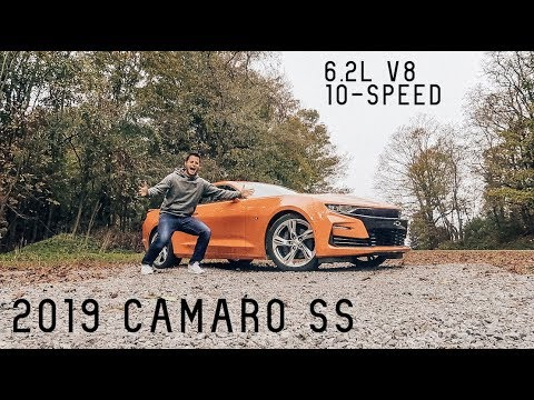 2019 Chevrolet Camaro SS | Full Review & Test Drive