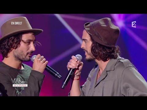 Fréro Delavega - Ton visage - Les Victoires de la Musique 2016