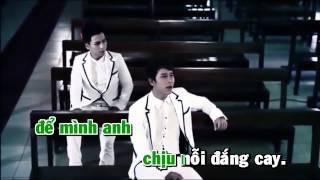 The Men - Gọi Tên Em Trong Đêm (Official Karaoke)